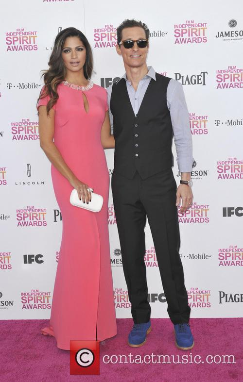 Camila Alves and Matthew Mcconaughey 8
