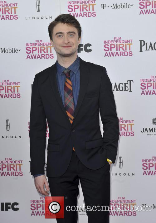 Daniel Radcliffe, Independent Spirit Awards