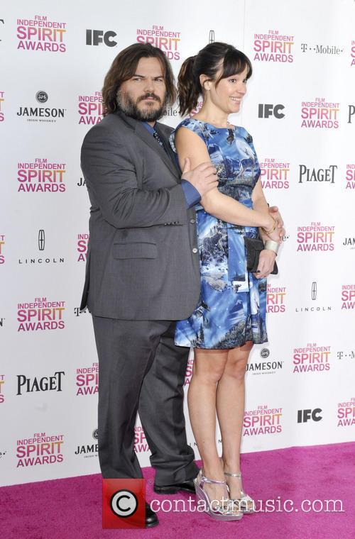 Jack Black and Tanya Haden 3