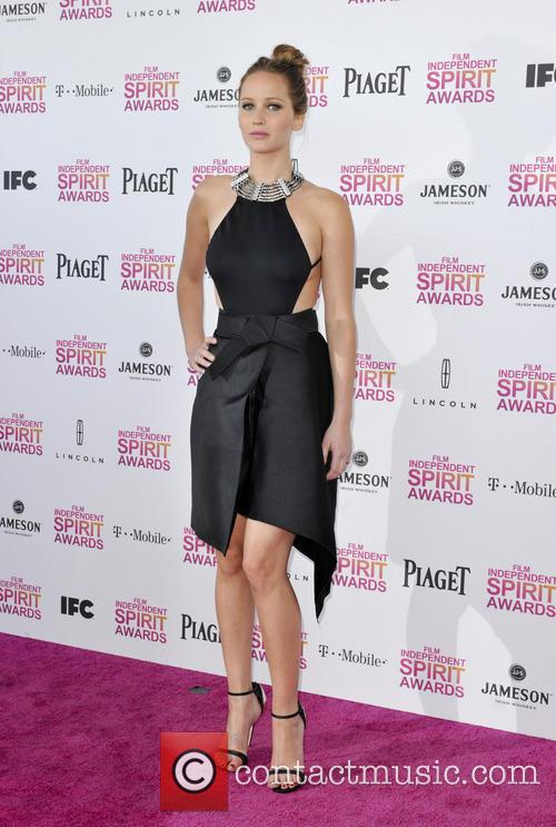 Jennifer Lawrence, Independent Spirit Awards