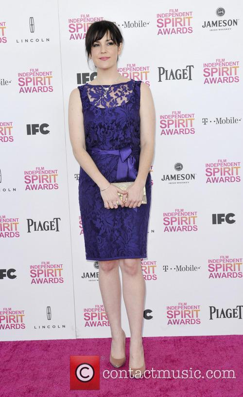 melanie lynskey film independent spirit awards arrivals 3523099