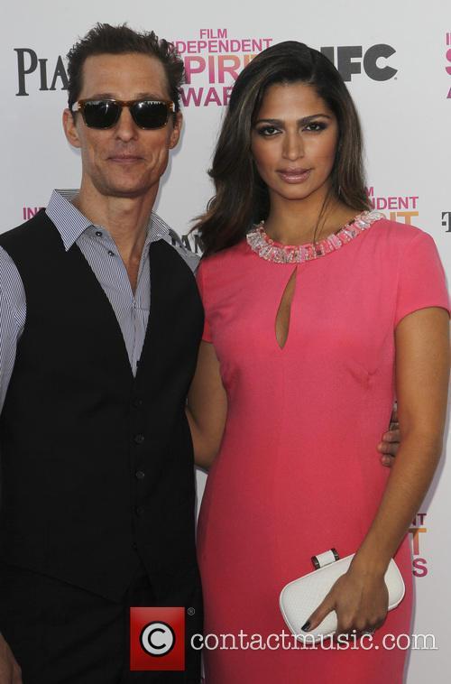 Camila Alves Mcconaughey and Matthew Mcconaughey 3