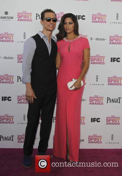 Camila Alves Mcconaughey and Matthew Mcconaughey 1