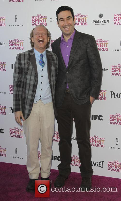 Bruce Cohen and Jonathan Gordon 1
