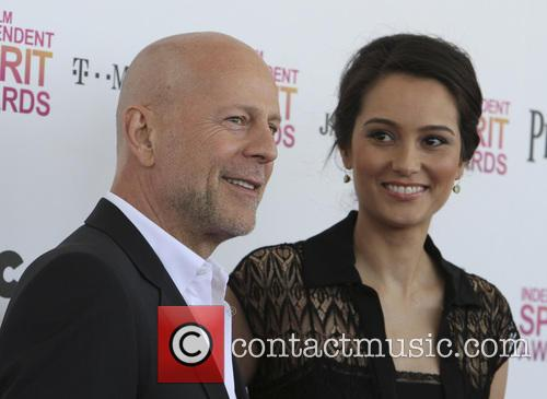 Bruce Willis, Emma Heming, Independent Spirit Awards