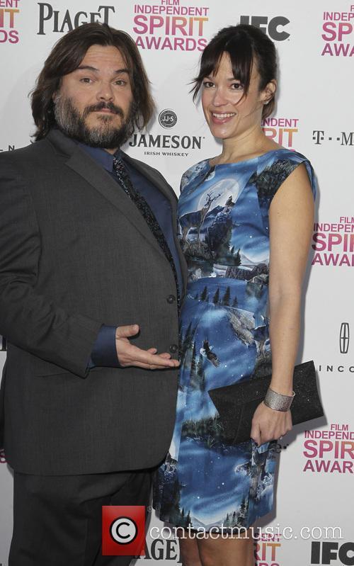 Jack Black, Tanya Haden, Independent Spirit Awards