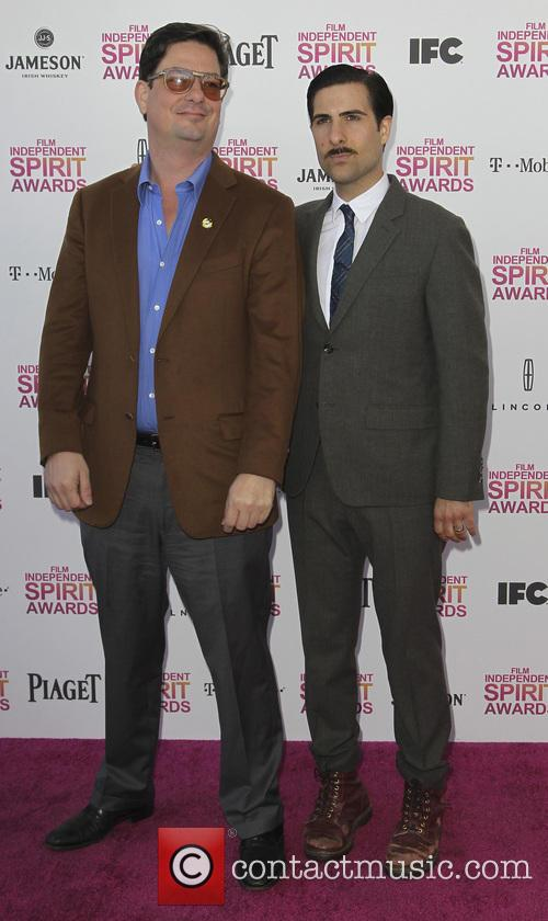 Roman Coppola and Jason Schwartzman 2