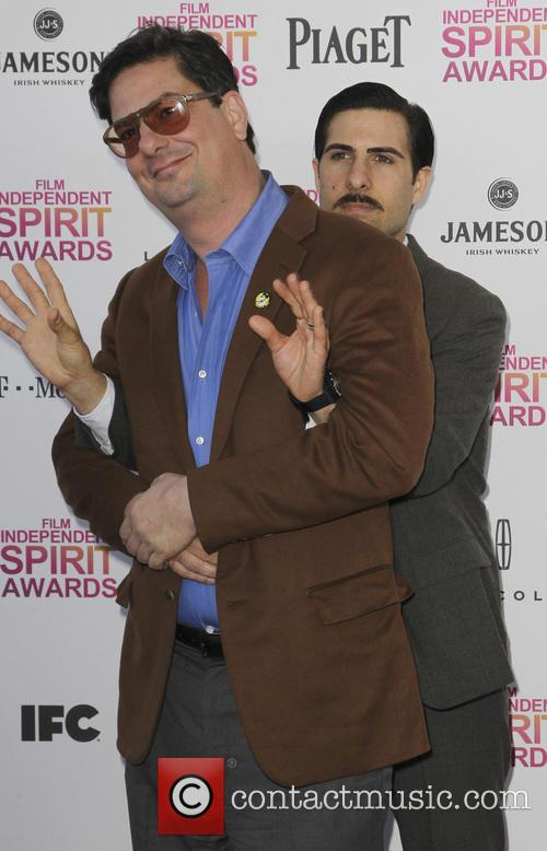 Roman Coppola and Jason Schwartzman 5