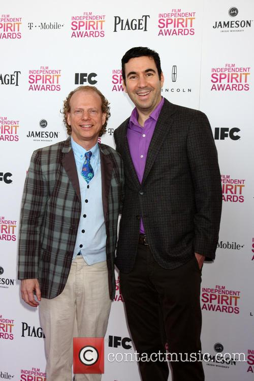 Bruce Cohen and Joe Gordon 1