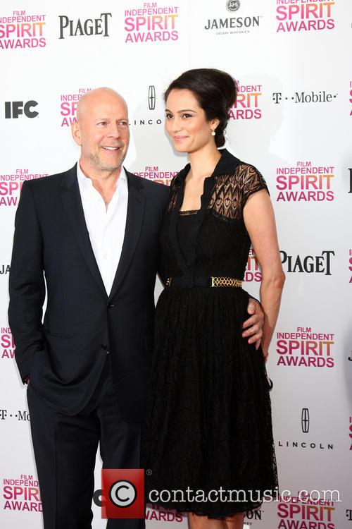 Bruce Willis and Emma Heming 8