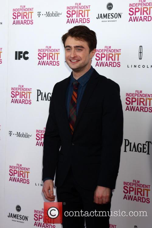Daniel Radcliffe, Tent on the Beach, Independent Spirit Awards