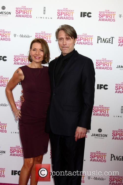 Hanne Jacobsen and Mads Mikkelsen 9