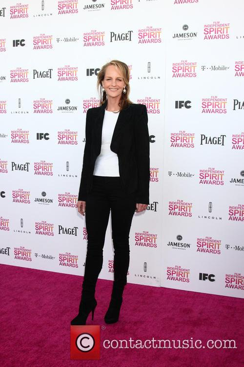 Helen Hunt, Tent on the Beach, Independent Spirit Awards