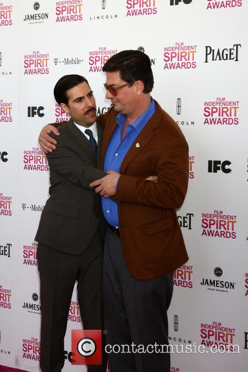 Roman Coppola and Jason Schwartzman