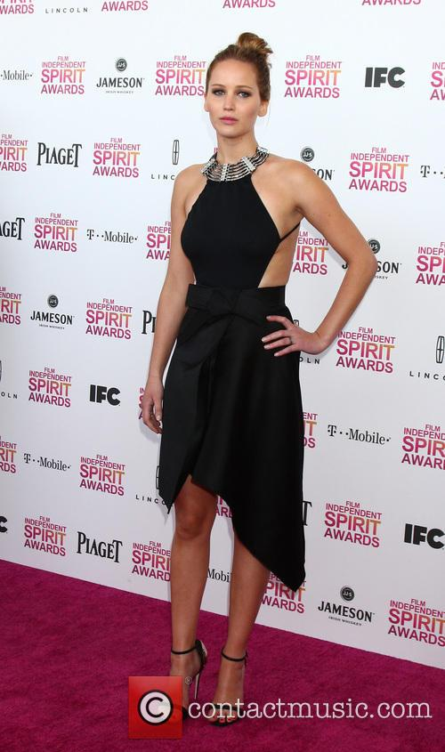 Jennifer Lawrence, Tent on the Beach, Independent Spirit Awards