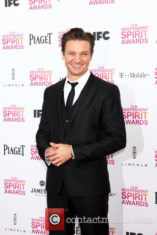 Jeremy Renner, Tent on the Beach, Independent Spirit Awards