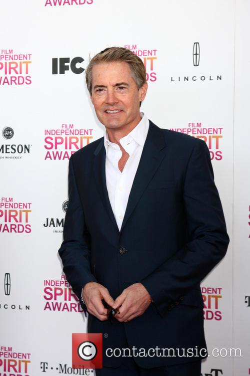 Kyle MacLachlan, Tent on the Beach, Independent Spirit Awards