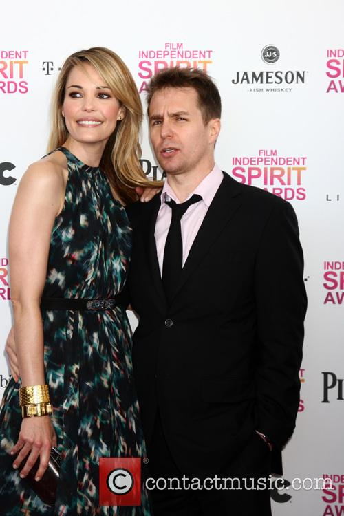 Leslie Bibb and Sam Rockwell 6