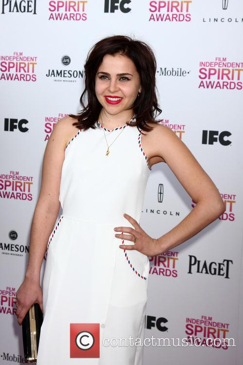 Mae Whitman, Tent on the Beach, Independent Spirit Awards