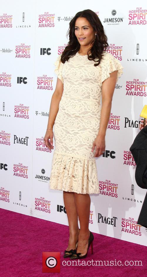 Paula Patton, Tent on the Beach, Independent Spirit Awards