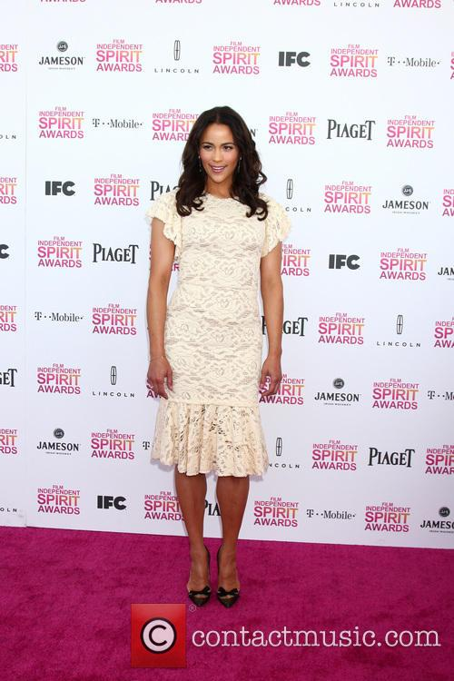 Paula Patton, Tent on the Beach, Independent Spirit Awards