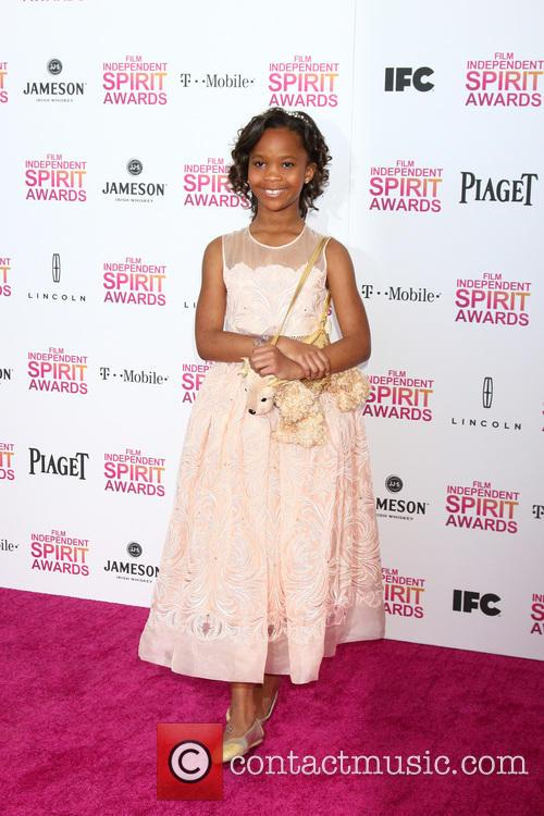 quvenzhane wallis 2013 film independent spirit awards 3524291