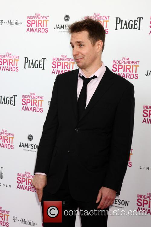 Sam Rockwell, Tent on the Beach, Independent Spirit Awards