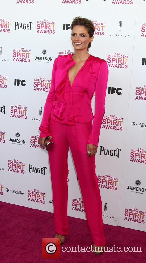 Stana Katic, Tent on the Beach, Independent Spirit Awards