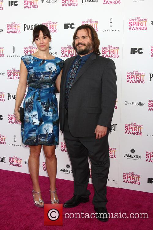 Tanya Haden, Jack Black, Tent on the Beach, Independent Spirit Awards