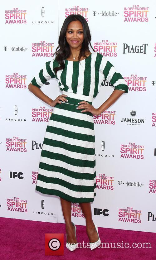 Zoe Saldana, Independent Spirit Awards