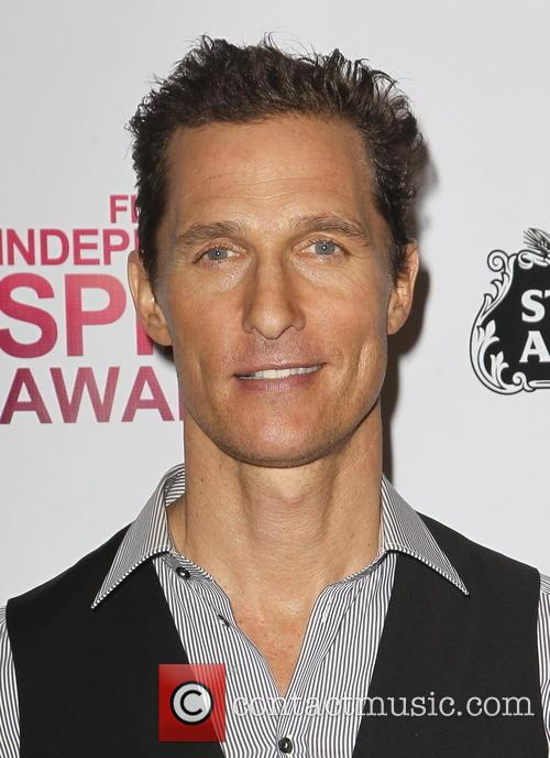 Matthew McConaughey Independent Spirit Awards