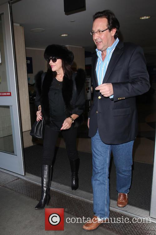 Joan Collins and Percy Gibson 12