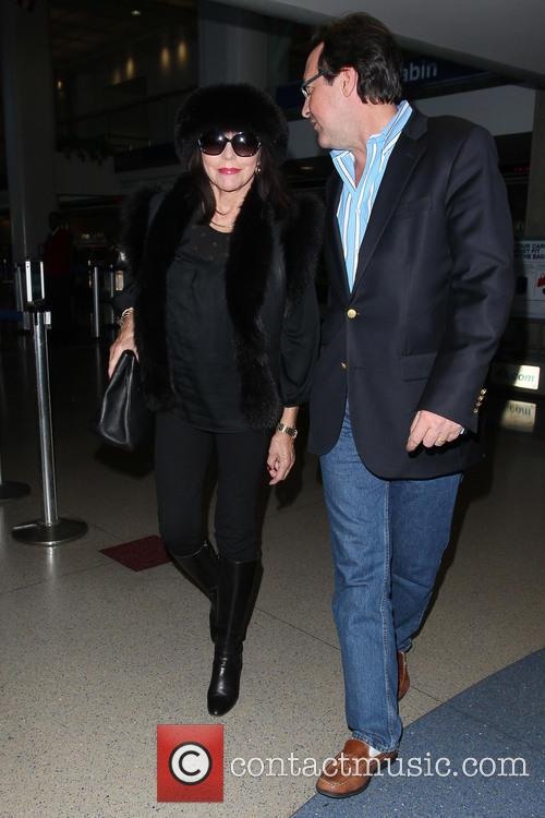 Joan Collins and Percy Gibson 13
