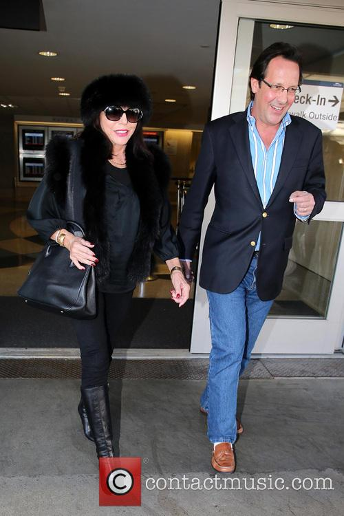 Joan Collins and Percy Gibson 6