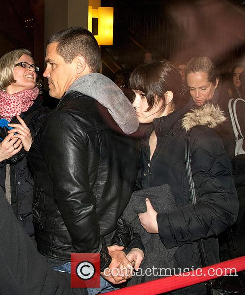 Josh Brolin and Eden Brolin 7