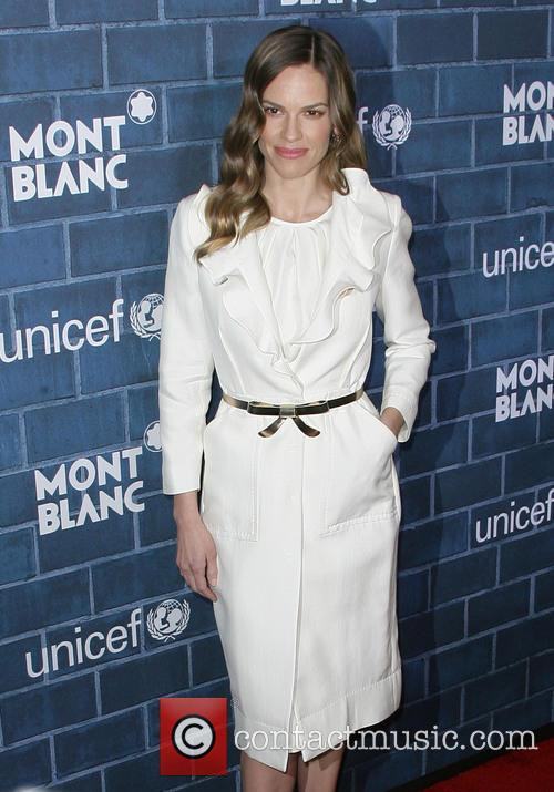 Montblanc and Unicef Pre-oscars Charity Brunch 2