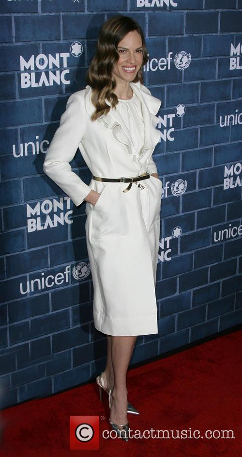 Montblanc and Unicef Pre-oscars Charity Brunch 4