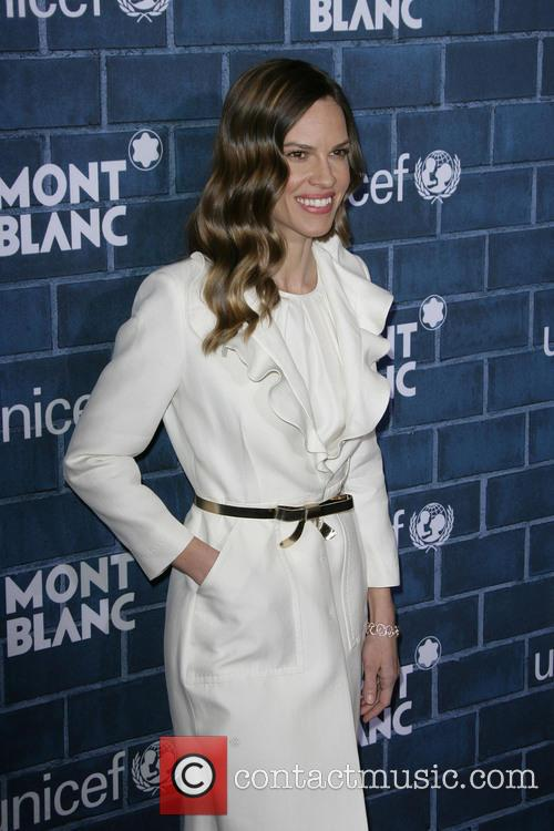 Montblanc and Unicef Pre-oscars Charity Brunch 5