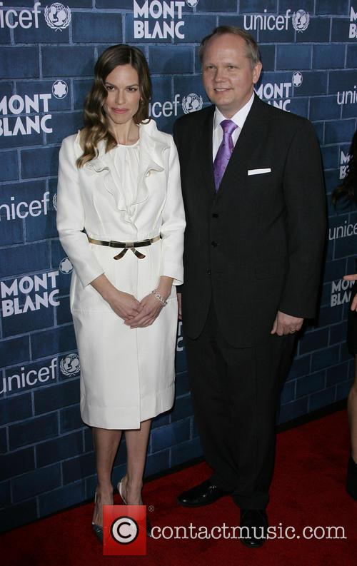 Montblanc and Unicef Pre-oscars Charity Brunch 7
