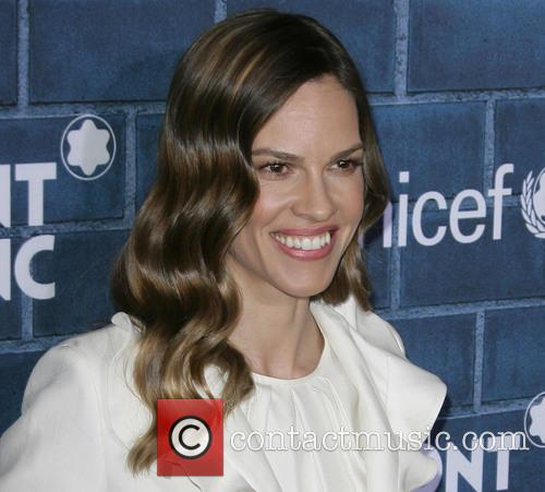 Montblanc and Unicef Pre-oscars Charity Brunch 8