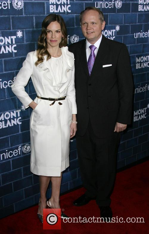 Montblanc and Unicef Pre-oscars Charity Brunch 1