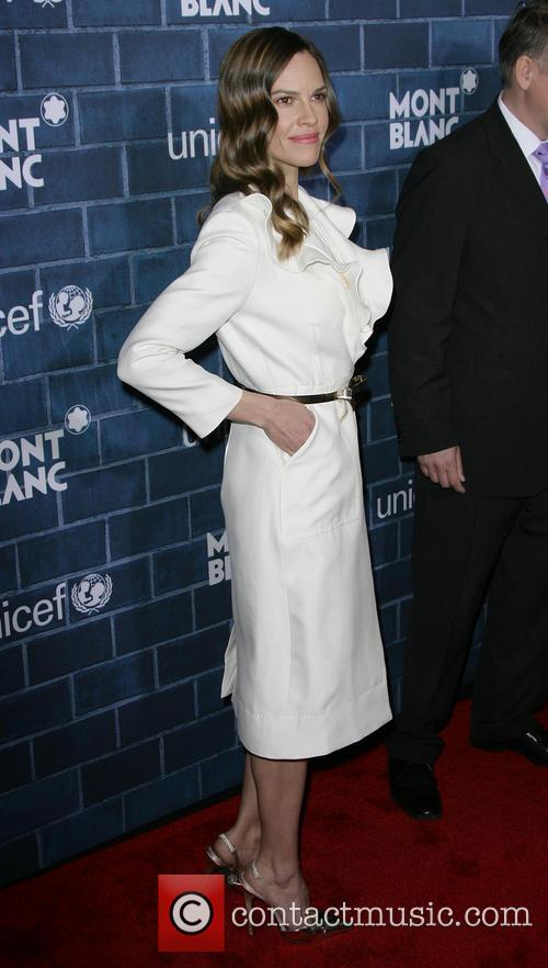 Montblanc and Unicef Pre-oscars Charity Brunch 10