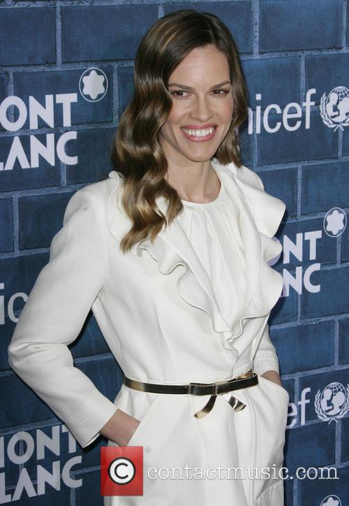 Montblanc and Unicef Pre-oscars Charity Brunch 11