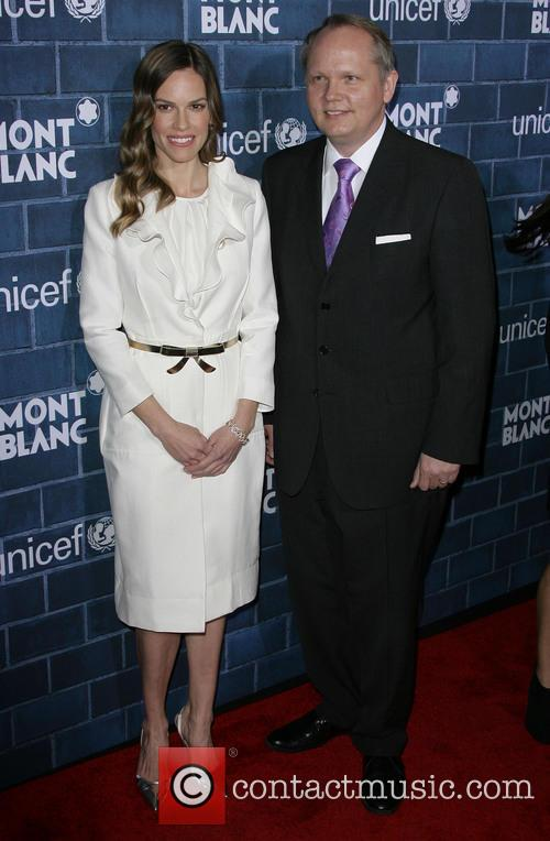 Montblanc and UNICEF Pre-Oscars Charity Brunch 12
