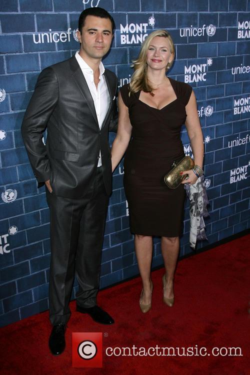 Darius Campbell and Natasha Henstridge 2