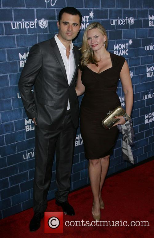 Darius Campbell and Natasha Henstridge 4