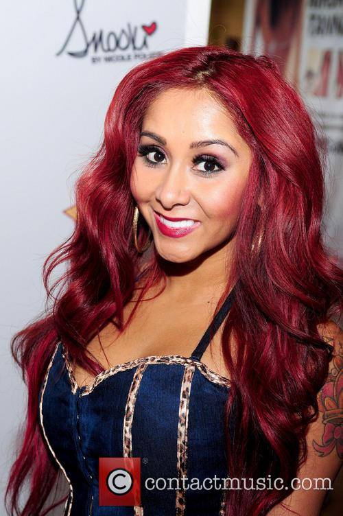 Snooki Tanning Launch