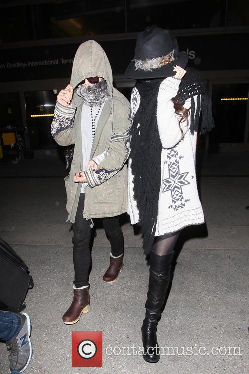 Vanessa Hudgens and Selena Gomez 4