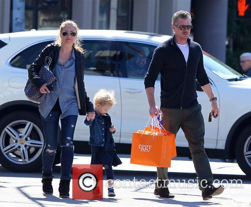 Eric Dane, Rebecca Gayheart and Billie Dane 8
