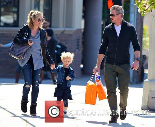 Eric Dane, Rebecca Gayheart and Billie Dane 9